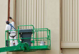 Commercial Exterior Painting Utica