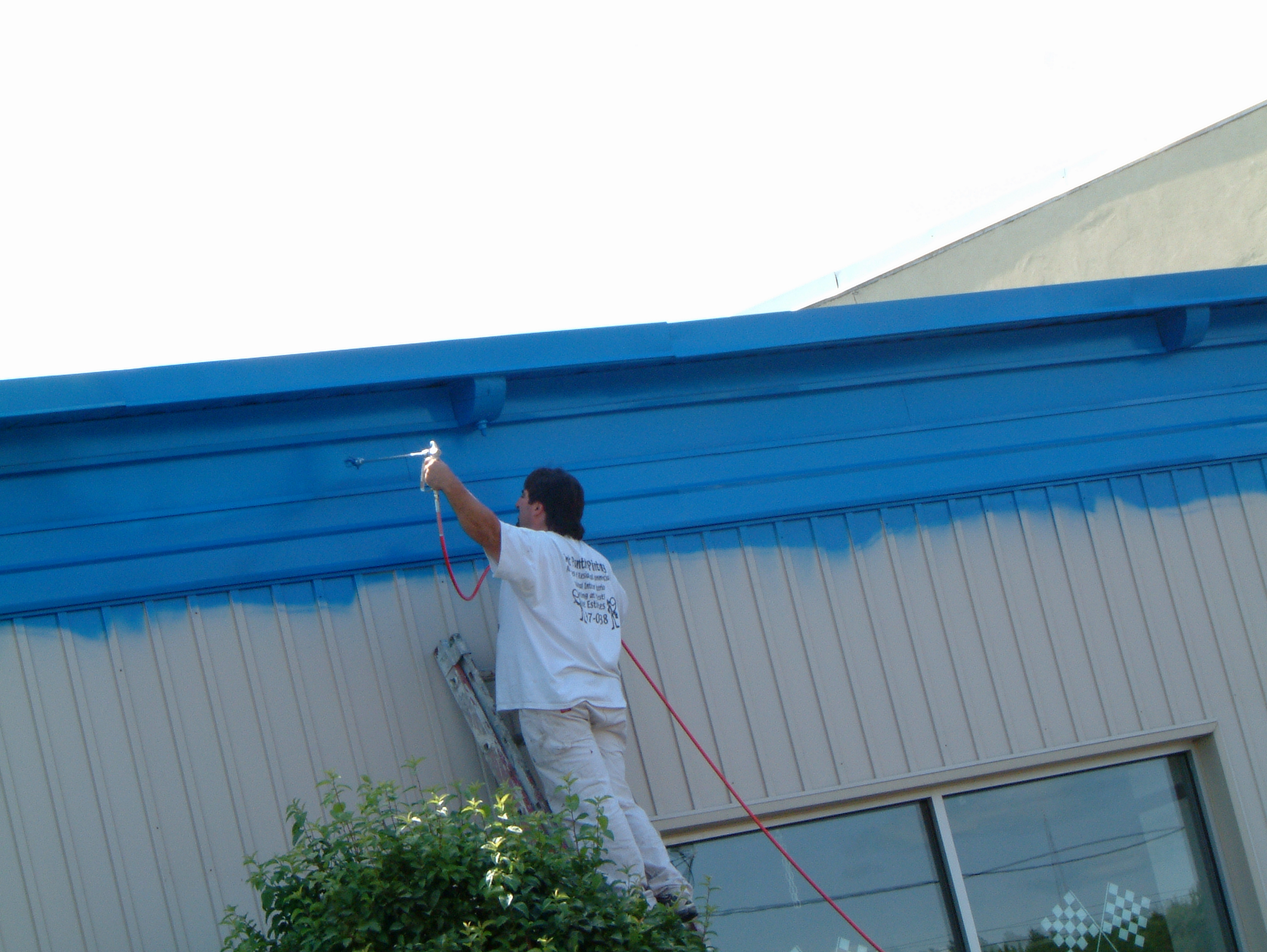 Commercial Painting Contractor Utica - Commercial painting contractors
